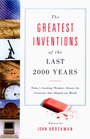 Greatest Inventions of the Past 2,000 Years