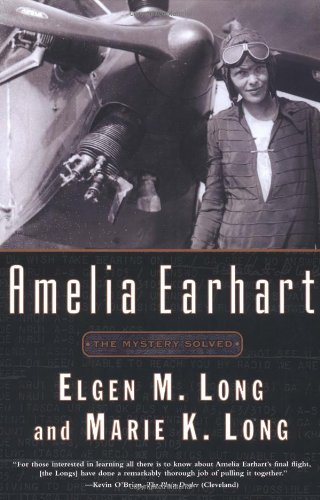 9780684860060: Amelia Earhart: The Mystery Solved