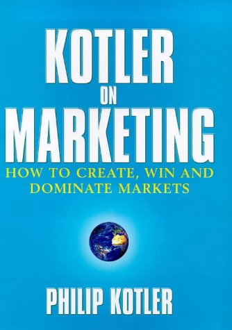 9780684860381: Kotler on Marketing