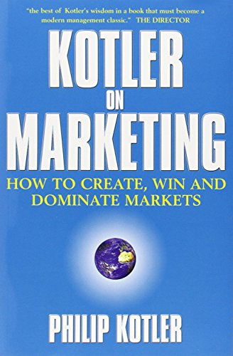 9780684860473: Kotler On Marketing