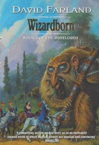 9780684860619: Wizardborn (Runelords)