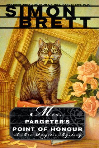 9780684862958: Mrs. Pargeter's Point of Honour: A Mrs. Pargeter's Mystery