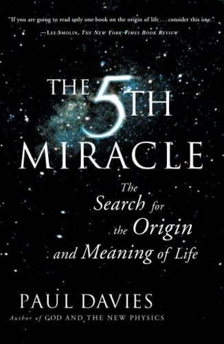 9780684863092: The Fifth Miracle: The Search for the Origin and Meaning of Life