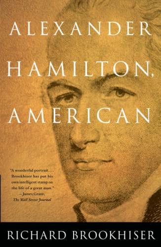9780684863313: Alexander Hamilton, American