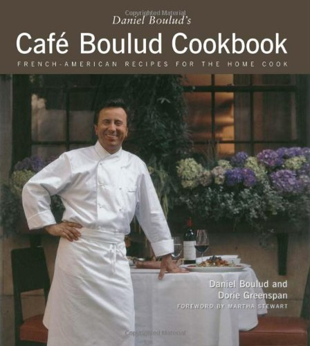 Daniel Boulud's Cafe Boulud Cookbook (068486343X) by Daniel Boulud; Dorie Greenspan