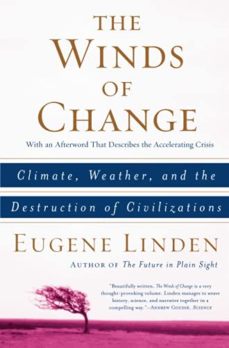 9780684863535: The Winds of Change: Climate, Weather, and the Destruction of Civilizations