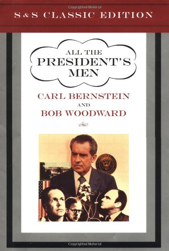 9780684863559: All the President's Men (Simon & Schuster Classics)