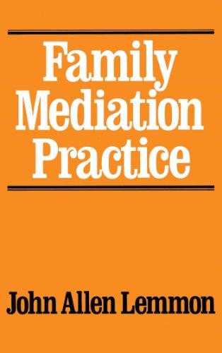 9780684863924: Family Mediation Practice