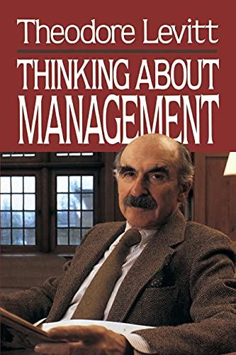 9780684863993: Thinking About Management