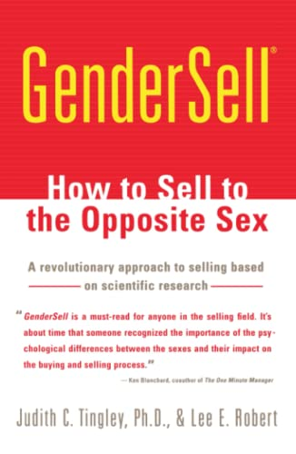 9780684864372: GenderSell: How to Sell to the Opposite Sex