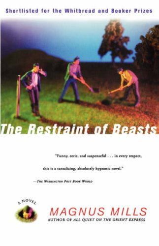 9780684865119: The Restraint of Beasts