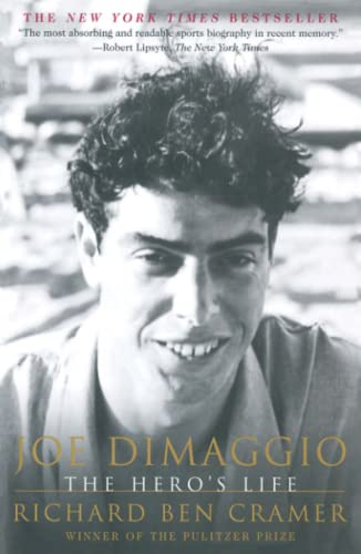 9780684865478: Joe Dimaggio: The Hero's Life