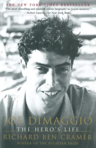 9780684865478: Joe DiMaggio : The Hero's Life