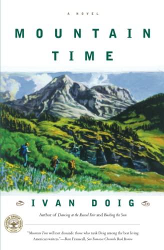 Mountain Time : A Novel: Ivan Doig