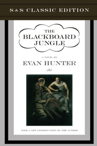 The Blackboard Jungle: Hunter, Evan
