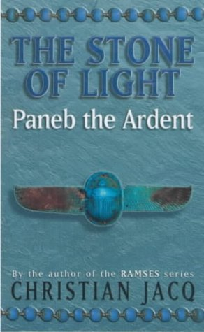 9780684866314: Paneb the Ardent (Stone of Light)