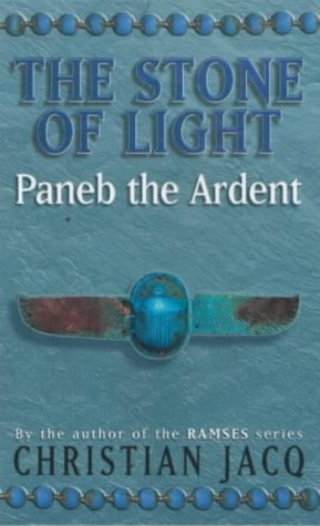 9780684866321: Paneb the Ardent (Stone of Light)