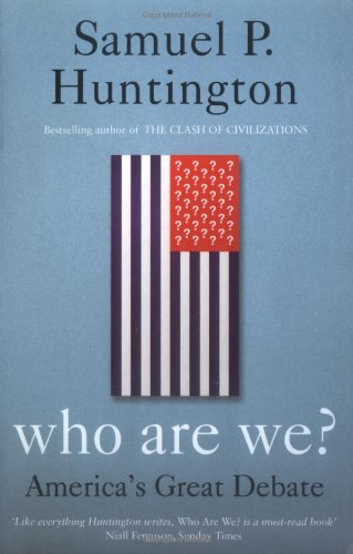 9780684866697: Who Are We?: America's Great Debate