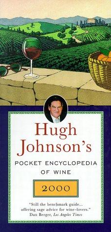 9780684867564: Hugh Johnson's Pocket Encyclopedia of Wine 2000