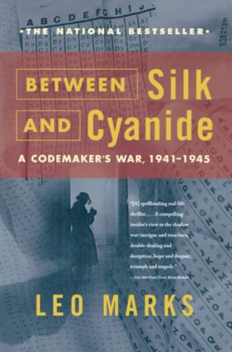 9780684867809: Between Silk and Cyanide