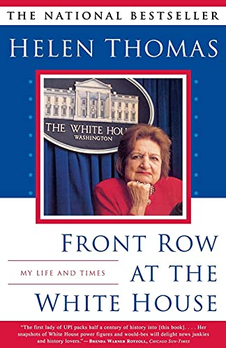 9780684868097: Front Row at the White House : My Life and Times