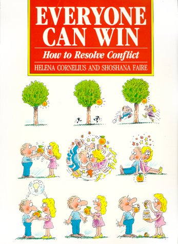 9780684868516: Everyone Can Win: How to Resolve Conflict