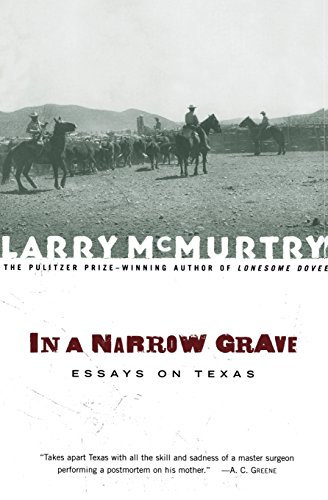 9780684868691: In a Narrow Grave : Essays on Texas