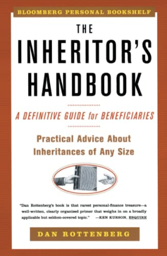 9780684869087: The Inheritors Handbook: A Definitive Guide For Beneficiaries (Bloomberg Personal Bookshelf)