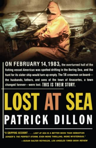 Lost At Sea: Dillon, Patrick