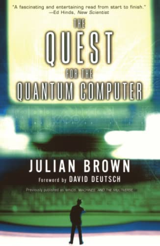 9780684870045: Quest for the Quantum Computer