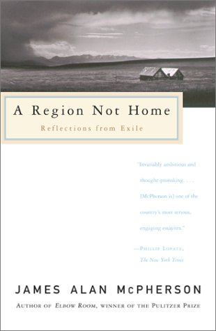 9780684870205: A Region Not Home: Reflections From Exile