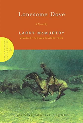 9780684871226: Lonesome Dove