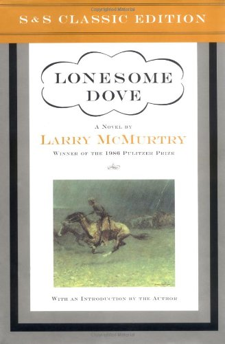 9780684871226: Lonesome Dove: A Novel (Simon & Schuster Classics)