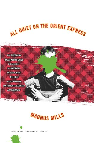 9780684871684: All Quiet On The Orient Express: A Novel