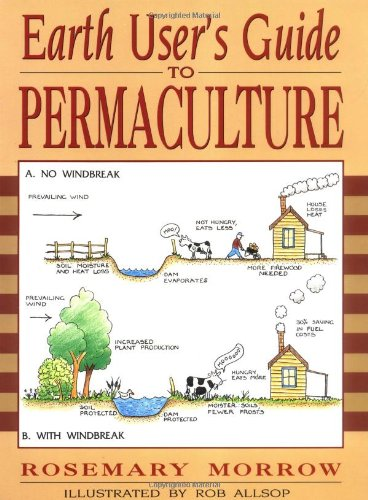 Earth User's Guide to Permaculture: Morrow, Rosemary