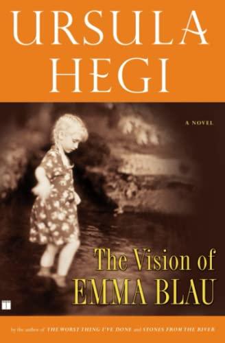 9780684872735: The Vision of Emma Blau