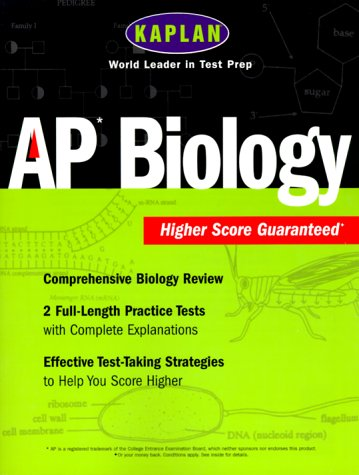 9780684873275: Kaplan AP Biology