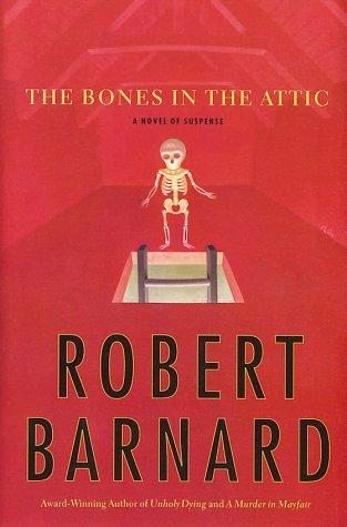 9780684873794: Bones in the Attic, the