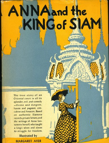 9780685020937: Anna and the King of Siam