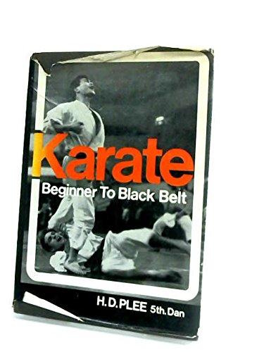 9780685053447: Karate: Beginner to Black Belt