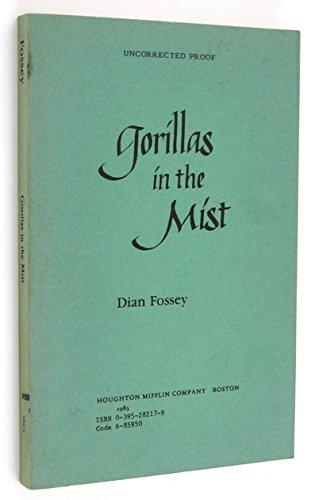 9780685068021: Gorillas in the Mist