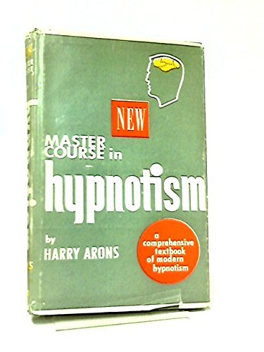 9780685073926: New Master Course in Hypnotism