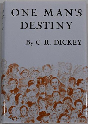9780685088111: One Man's Destiny
