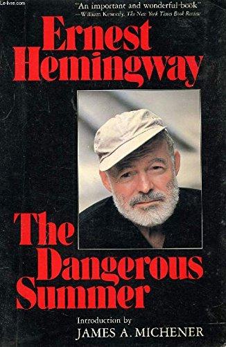 9780685099919: The Dangerous Summer by Ernest Hemingway
