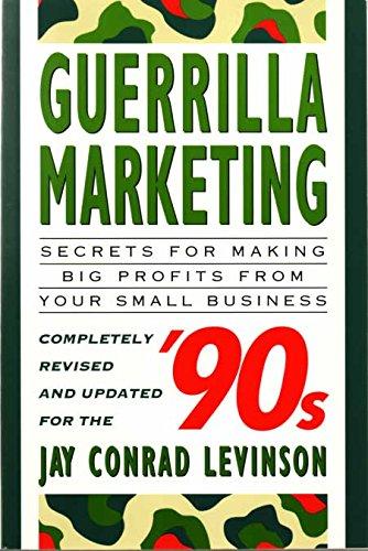 9780685101377: Guerrilla Marketing
