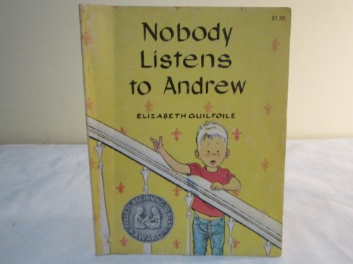 9780685109441: Nobody Listens to Andrew