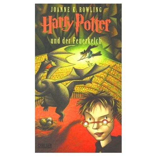 9780685110928: Harry Potter und der Feuerkelch (German edition of Harry Potter and the Goblet of Fire)