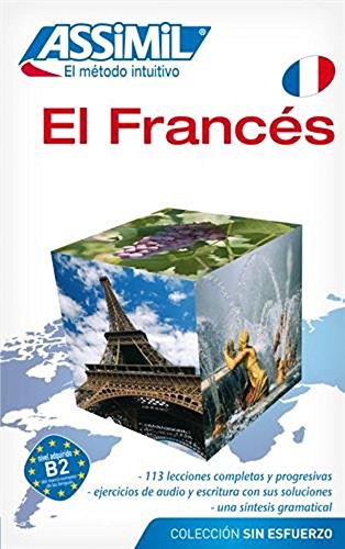 9780685112014: Assimil Language Courses : El Nuevo Frances sin Esfuerzo (French for Spanish Speakers) - Book only (French and Spanish Edition)