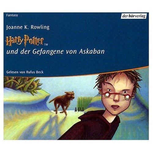 9780685112281: Harry Potter und der Gefangene von Askaban (German Audio CD 11 Compact Discs) Edition of