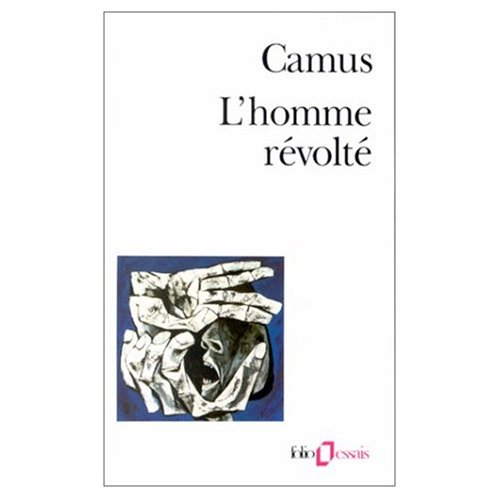 9780685112342: L'Homme Revolte (French Edition)